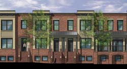 Brownstones on Bennett Townhomes, Southern Pines NC